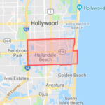 Hallandale Beach logo