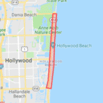 Hollywood Beach logo