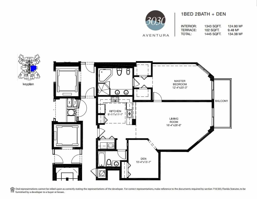 3030 Aventura Condos For Sale And Rent In Aventura Fl 33180
