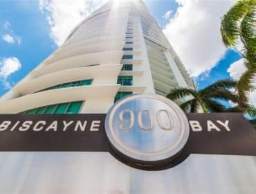 900 Biscayne Bay Condos for Sale and Rent 900 Biscayne BlvdDowntown Miami, FL 33132