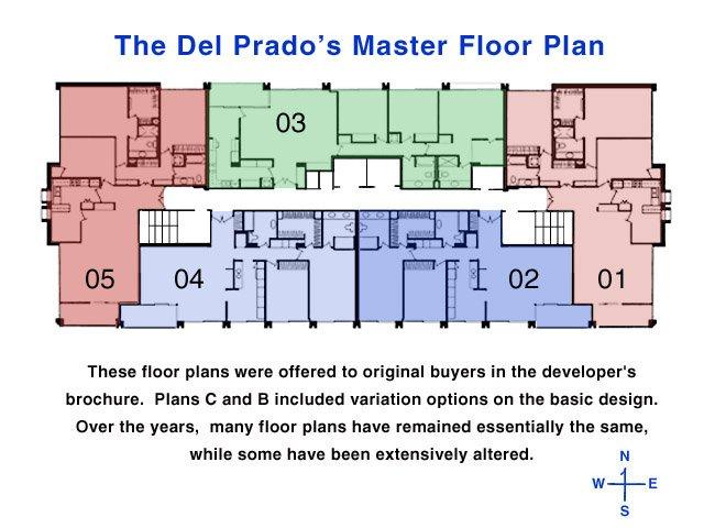 Del Prado Condos For Sale And Rent In Aventura Fl 33160