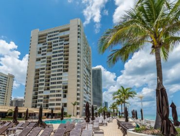 La Mer Condos for Sale and Rent 1890 S Ocean DriveHallandale Beach, FL 33009