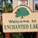 Enchanted Lake logo