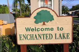 Enchanted Lake logo