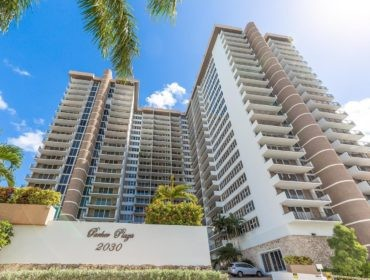 Parker Plaza Condos for Sale and Rent 2030 S Ocean DriveHallandale Beach, FL 33009