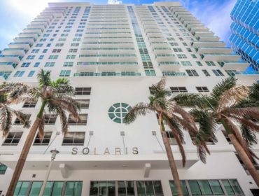 Solaris Condos for Sale and Rent 186 SE 12th TerraceBrickell, FL 33131