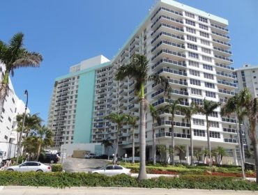 Sea Air Towers Condos for Sale and Rent 3725 S Ocean DriveHollywood Beach, FL 33019