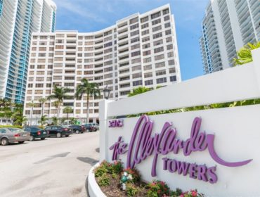 Alexander Towers Condos for Sale and Rent 3505 S Ocean DriveHollywood Beach, FL 33019