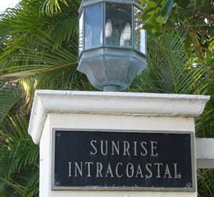 Sunrise Intracoastal logo