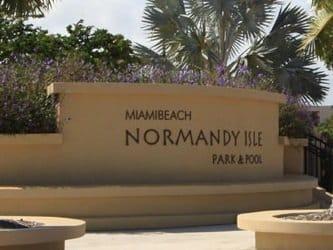 Isle of Normandy logo