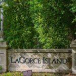La Gorce Island logo