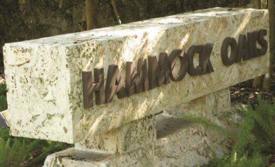 Hammock Oaks logo