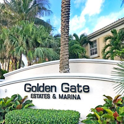 Golden Gate Estates logo