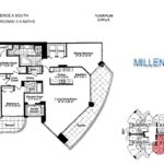 millenium-floor-plans-residence-south-A