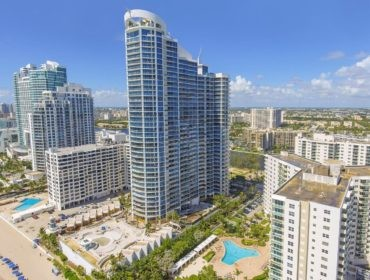 Ocean Palms Condos for Sale and Rent 3101 S Ocean DriveHollywood Beach, FL 33019