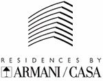 Armani Casa Tower logo