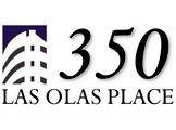 350 Las Olas Place logo