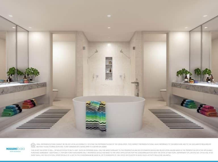 Missoni Baia Master Bathroom