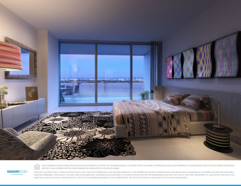 Missoni Baia Master Bedroom 2