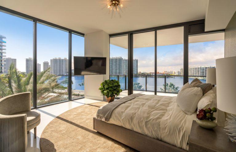 Model Residence Bedroom