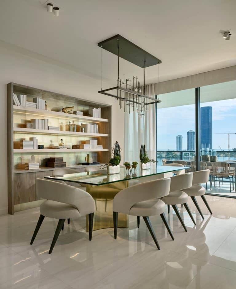 Model Residence Dining Room