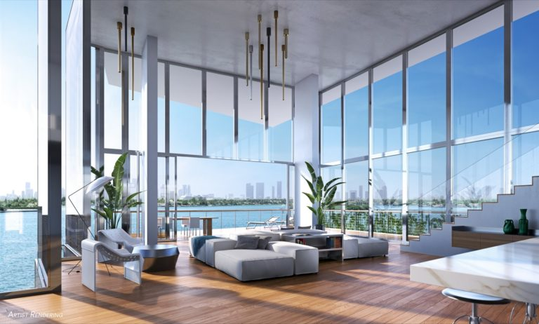 Penthouse Living Room v1