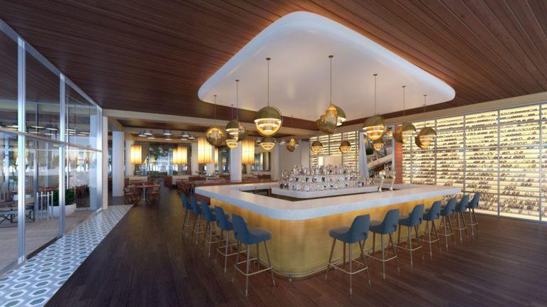 Restaurant interior 141006