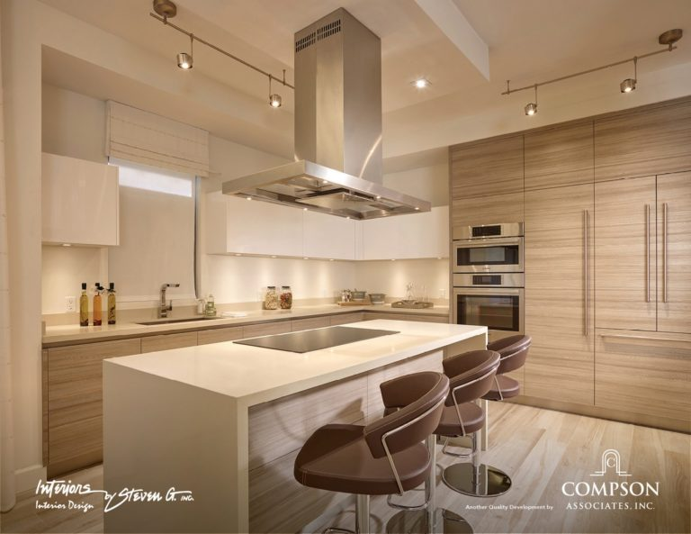 Tower155_Unit-A-Kitchen 1