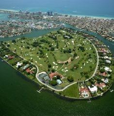 Indian Creek Golf Club Island photo01