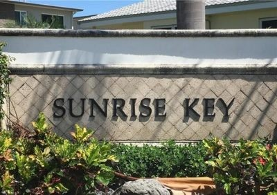 Sunrise Key logo