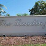 The Landings logo