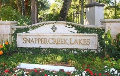 Snapper Creek Lakes logo