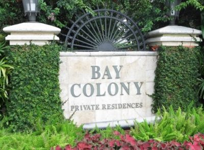 Bay Colony logo