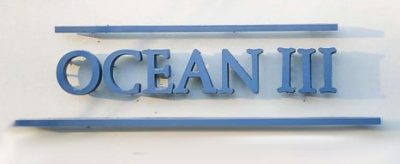 Ocean three logo