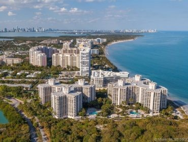 Ocean Towers Condos for Sale and Rent 791 Crandon BlvdKey Biscayne, FL 33149