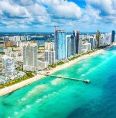 Florida's Atlantic Coast Aerial
