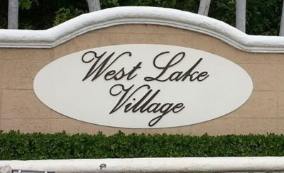 West Lake Village logo