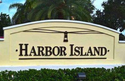 Harbor Island logo