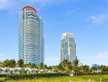 Continuum North Condos for Sale and Rent 50 S Pointe DriveSouth Beach, FL 33139