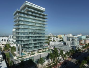 Glass Condos for Sale and Rent 120 Ocean DrSouth Beach, FL 33139