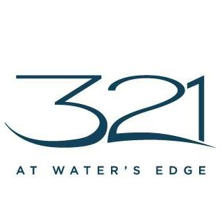 321 at Water's Edge logo