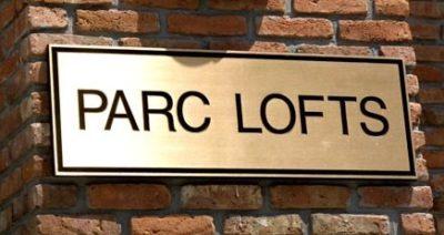 Parc Lofts logo
