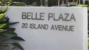 Belle Plaza logo