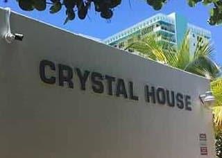 Crystal House logo