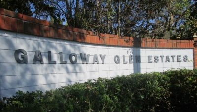 Galloway Glen logo
