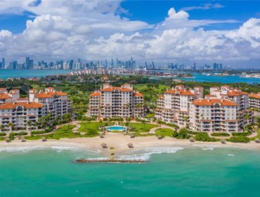 Oceanside Condos for Sale and Rent 7600 Fisher Island DrFisher Island, FL 33109