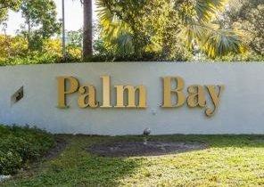 Palm Bay Tower logo