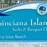 Poinciana Island logo