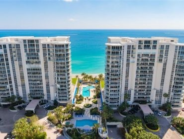 Renaissance On The Ocean Condos for Sale and Rent 6051 N Ocean DrHollywood Beach, FL 33019