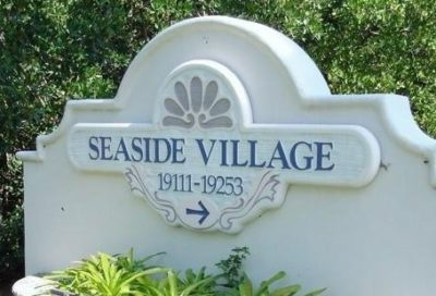 Seaside Village logo